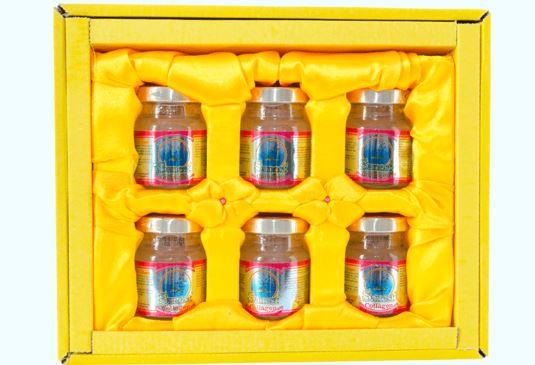Thành phần nước yến sào Collagen Sanest bổ dưỡng đẹp da