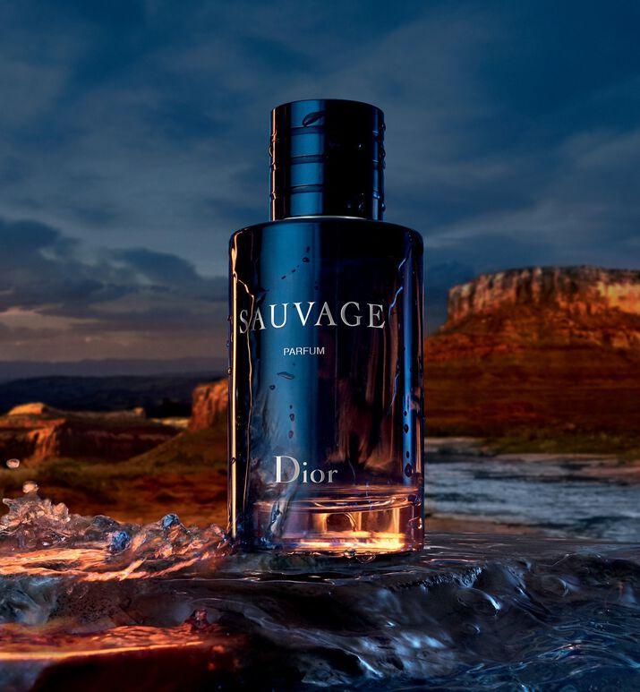 Nước Hoa Nam Dior Sauvage Parfum Mạnh Mẽ, Nam Tính