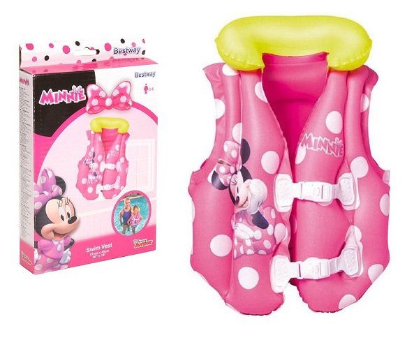 Áo phao bơi chuột Minnie Bestway 91070