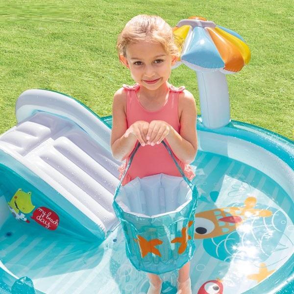 Bể bơi phao Intex cho bé chơi đùa thỏa thích