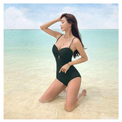 Bikini 1 mảnh 2 dây cúp ngực