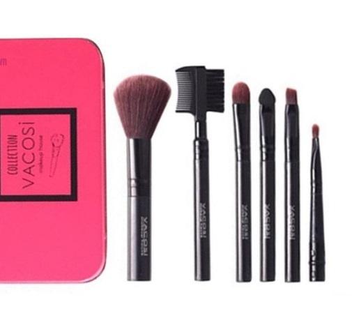 Bộ cọ trang điểm 8 món Vacosi Makeup House