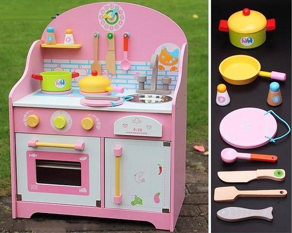 Đồ chơi nấu ăn BBT Global MSN17061 tiện lợi cho bé