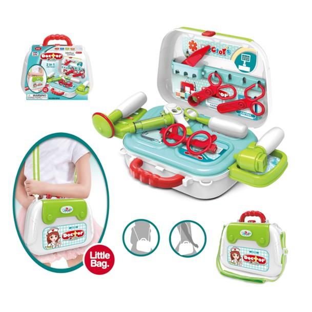 Bộ đồ chơi bác sĩ chuyên nghiệp cho bé