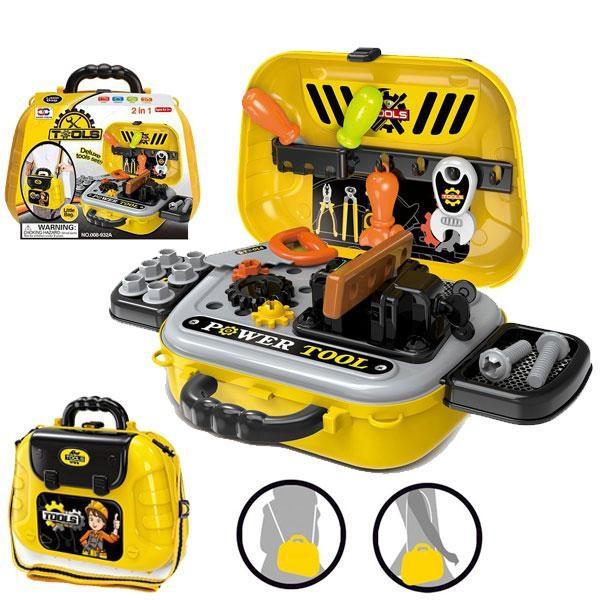 Bộ đồ chơi túi dụng cụ sửa chữa BBT Global 008-932A