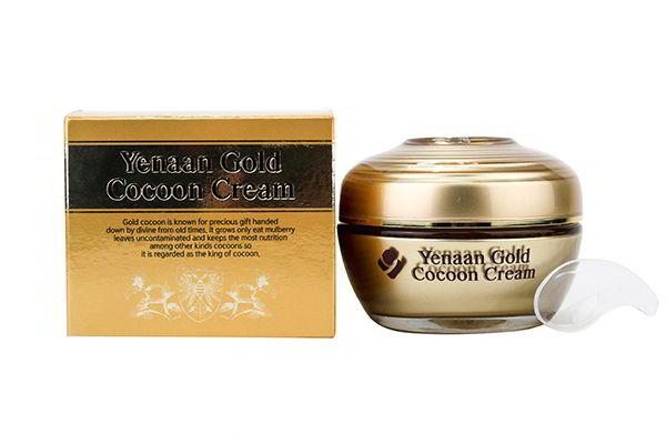 Kem dưỡng Yenaan Gold Cocoon Cream mềm mại, dịu da