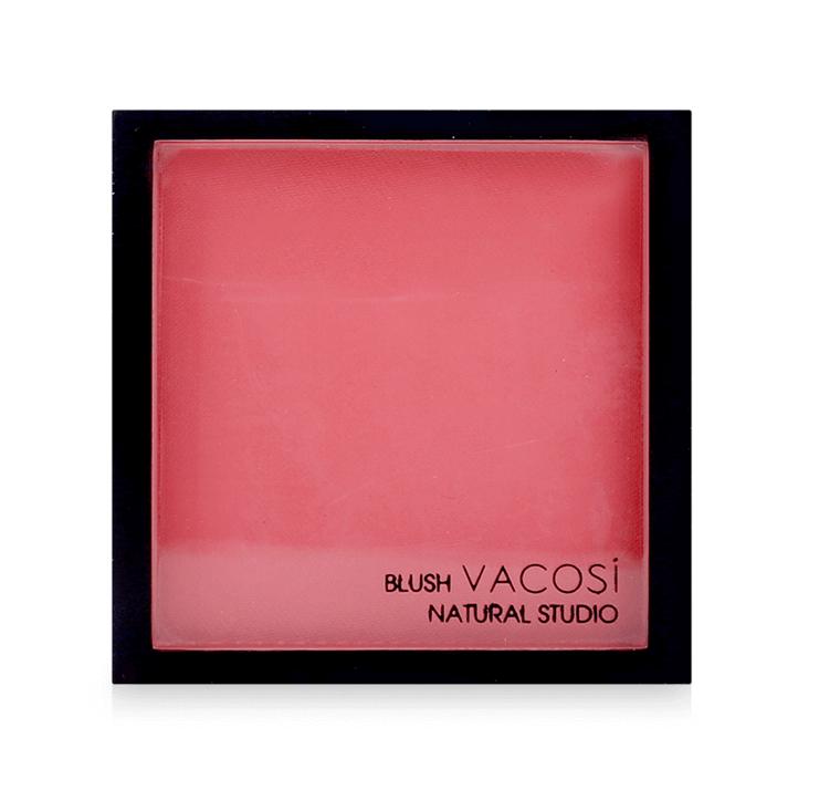 Phấn má hồng Vacosi Powder Blush Natural Studio Hàn Quốc