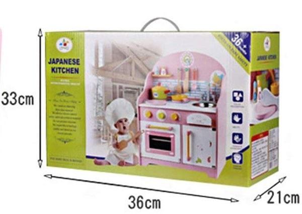 Đủ bộ đồ chơi nấu ăn cho bé