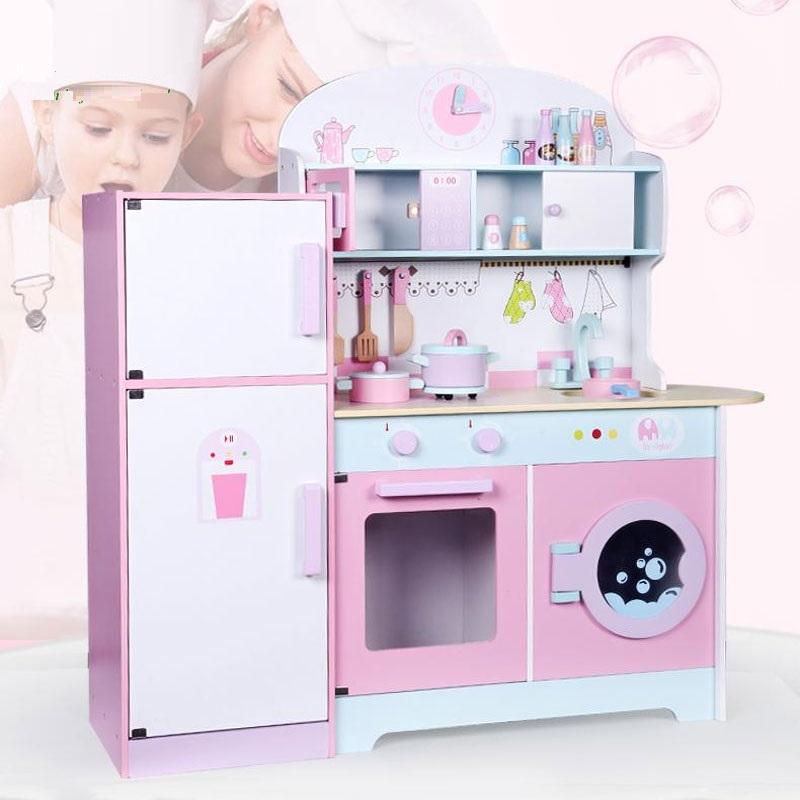 Đồ chơi nấu bếp tại cảm giác thích thú cho bé