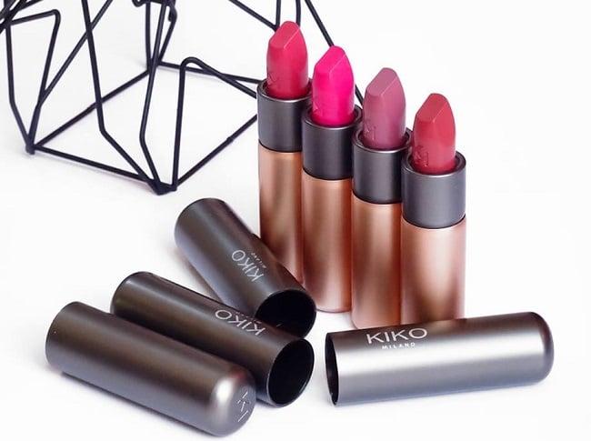 Son kiko Velvet Passion Matte Lipstick