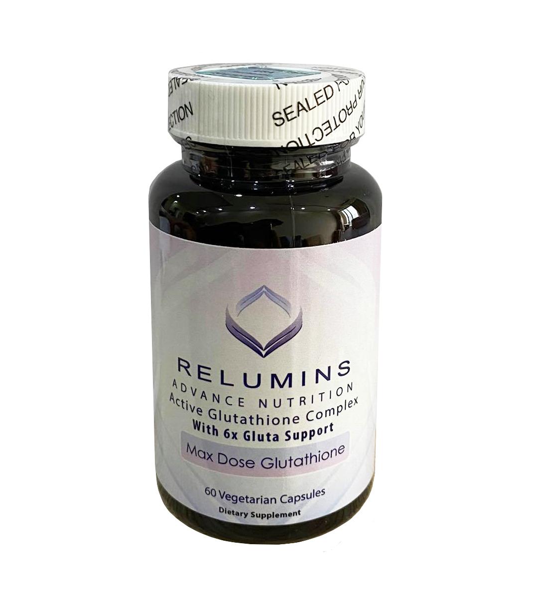 Viên uống hỗ trợ trắng da Relumins advance white 6x mẫu mới