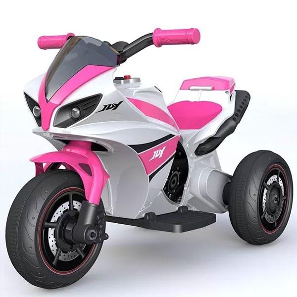 Xe máy điện trẻ em địa hình BBT Global 2288N màu hồng