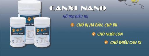 Canxi Nano cho chó tăng cường khả năng vận động