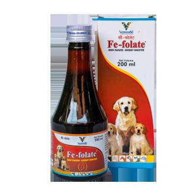 Nước uống bổ máu Fe-Folate