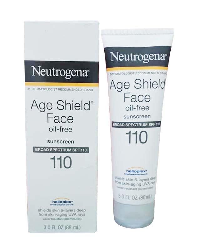 Kem chống nắng Neutrogena Age Shield Face Lotion Sunscreen SPF 110 mẫu mới