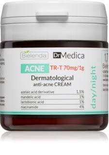 Kem dưỡng da mụn Bielenda Dr Medica Anti Acne