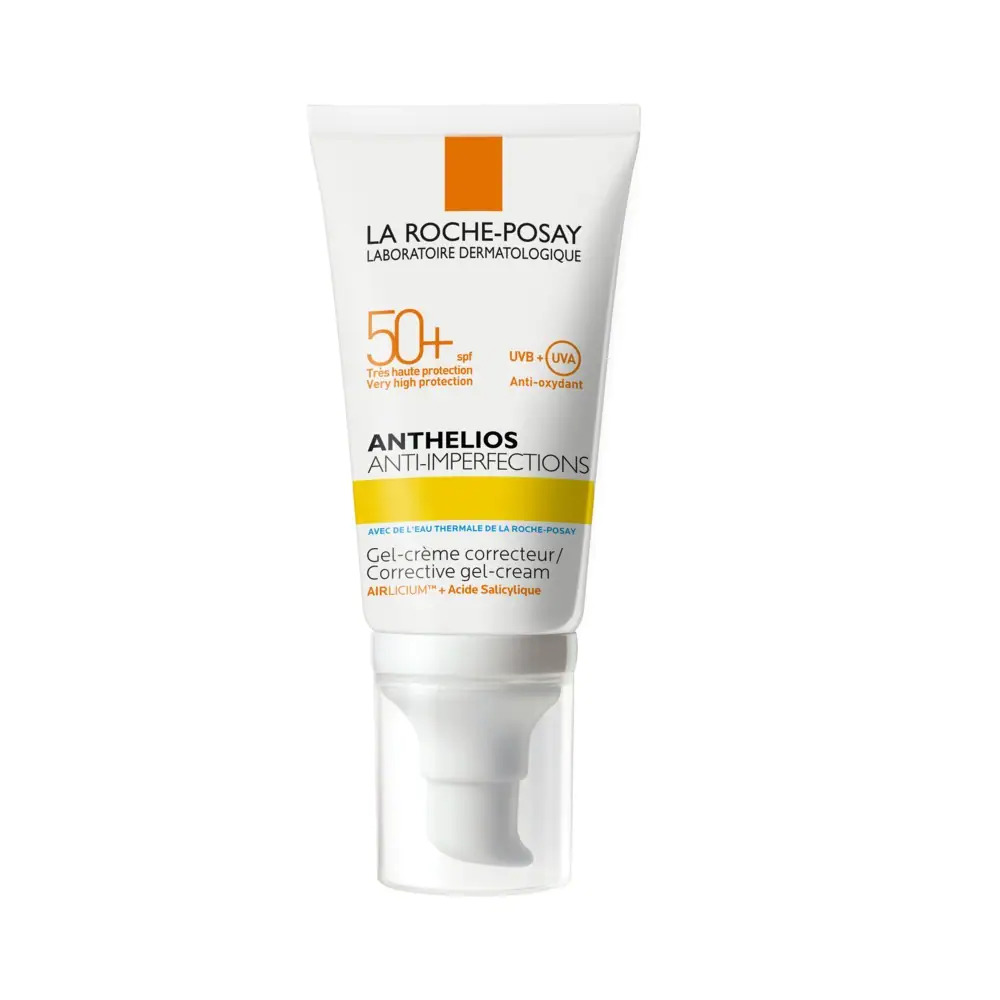 Kem Chống Nắng La Roche-Posay Anthelios Anti-Imperfections Corrective SPF50+
