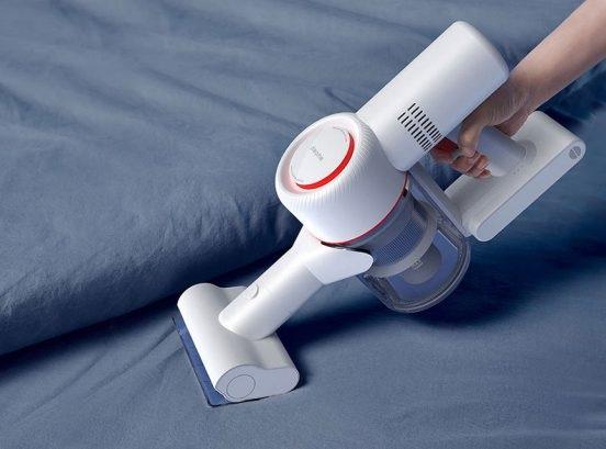 Máy hút bụi không dây Dreame V9 hút bụi giường nệm tiện lợi