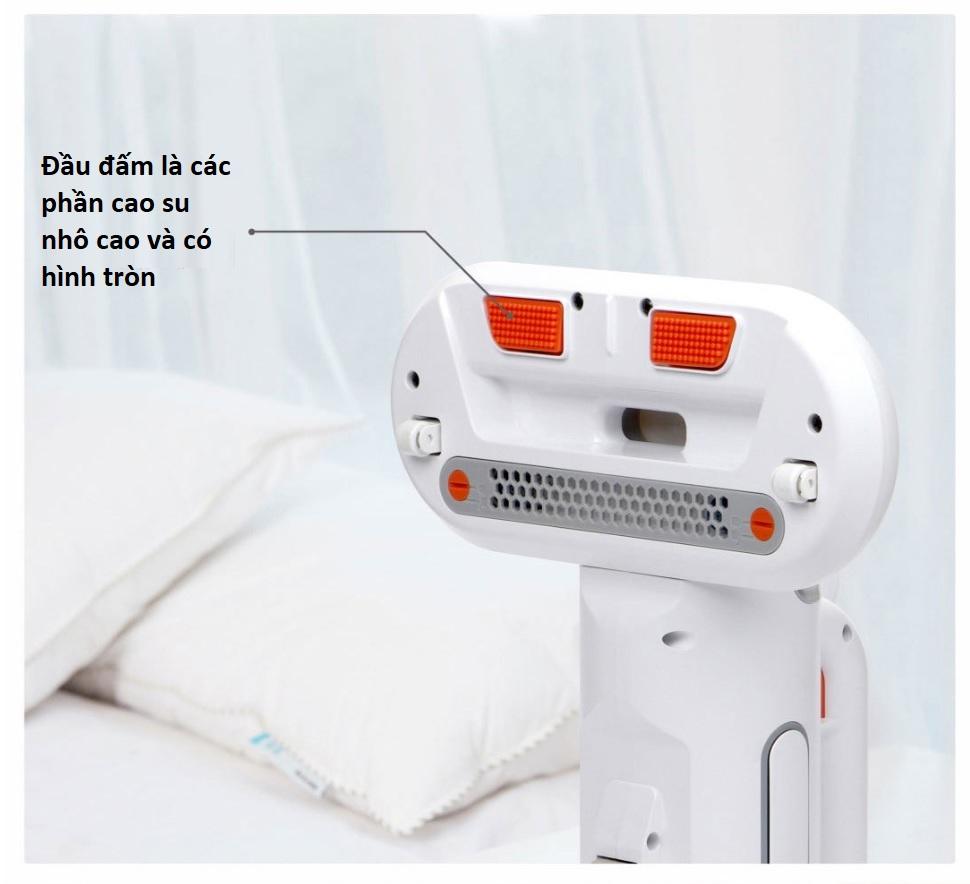 Máy hút bụi cầm tay Xiaomi KC301 hỗ trợ diệt khuẩn hiệu quả