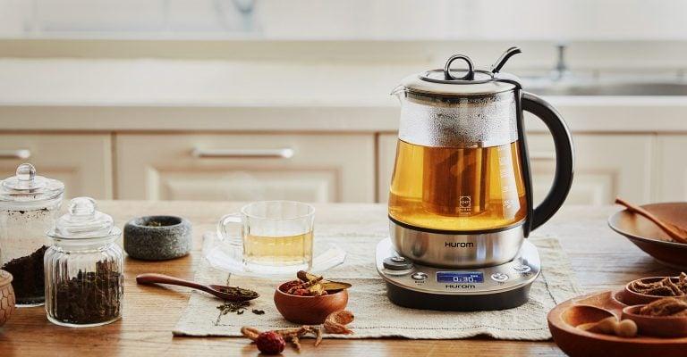 Máy pha trà, chưng yến Hurom Tea Master TM-P02FSS