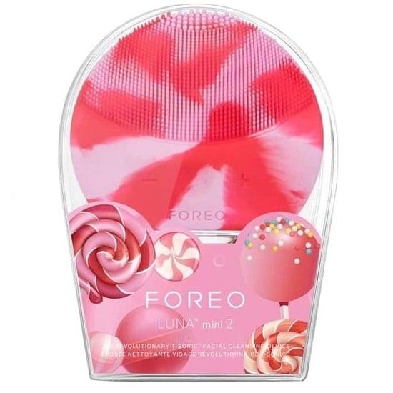 Máy rửa mặt FOREO Luna Mini 2 Lollipop Pink