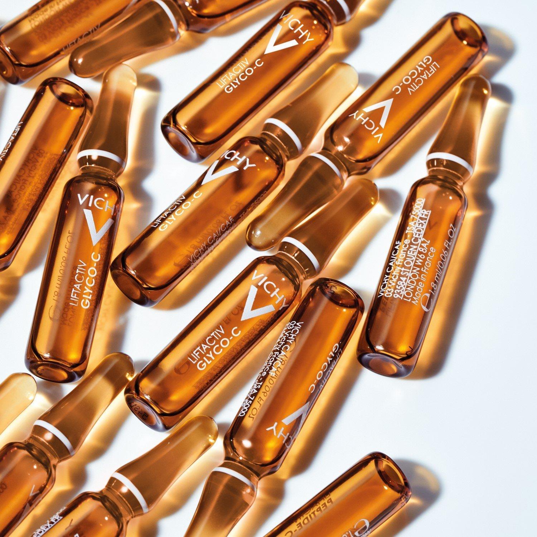 Tinh Chất Vichy Glyco-C Night Peel Ampoules hỗ trợ cải thiện tích cực cho da