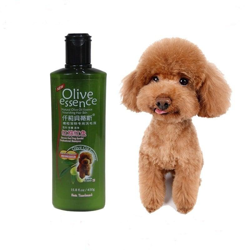 Bọt tắm khô dưỡng lông Hana Pet phù hợp với Pets sợ nước