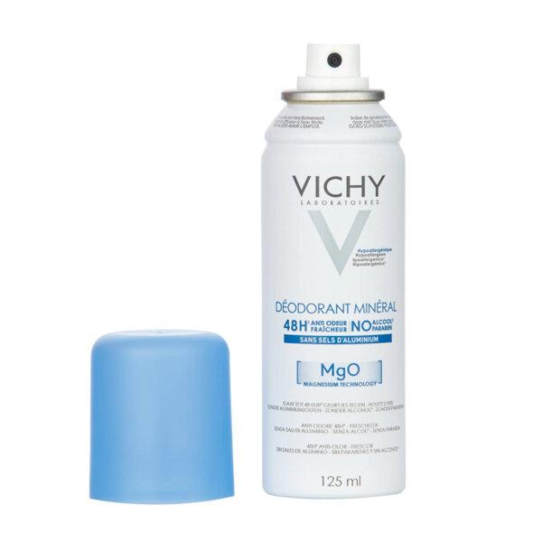 Xịt khử mùi Vichy Deodorant Mineral 48H