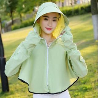 Áo chống nắng nữ thời trang Hưng Việt 2019