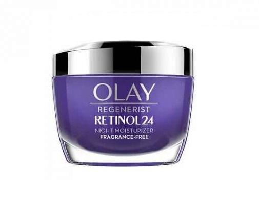 Kem dưỡng Olay Retinol 24 Night Facial Moisturizer