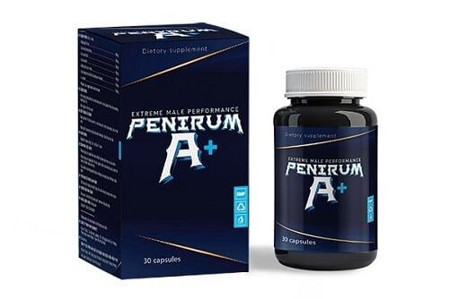 Penirum A+ - hỗ trợ tăng cường chức năng sinh lý nam