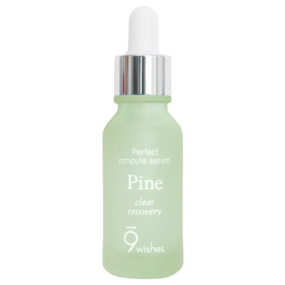 Tinh chất serum 9Wishes Pine Clear Recovery Ampule