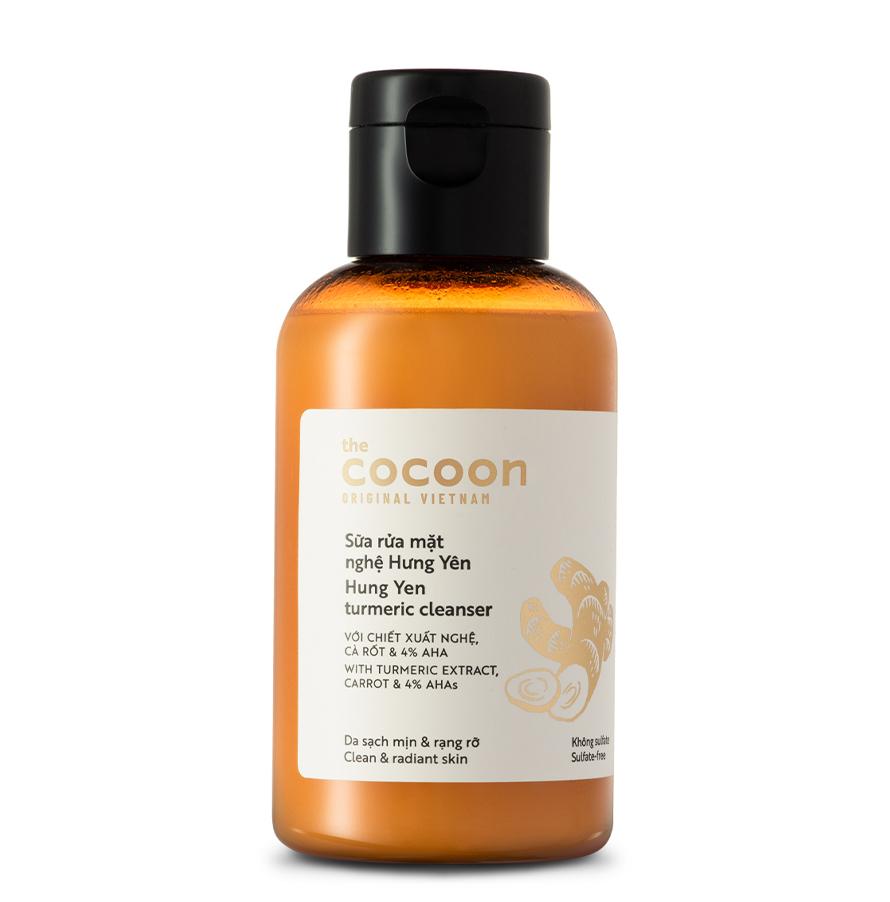 Sữa rửa mặt CoCoon nghệ Hưng Yên Turmeric Cleanser