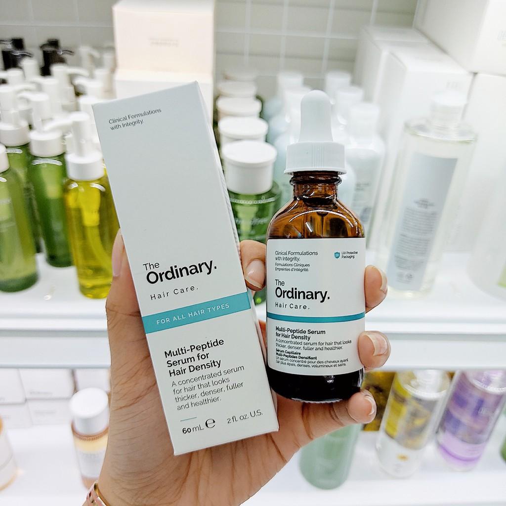 Tinh chất dưỡng tóc The Ordinary Multi-Peptide chính hãng