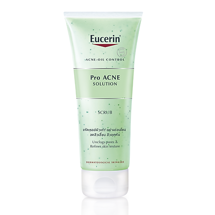 Gel tẩy tế bào chết Eucerin Pro Acne Scrub