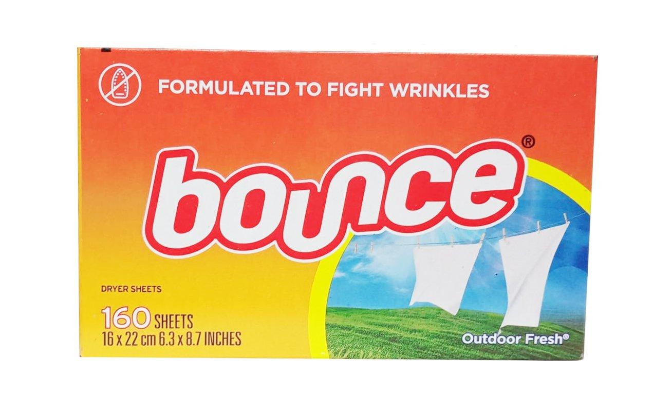 Giấy thơm quần áo Bounce của Mỹ dịu mát mẫu mới