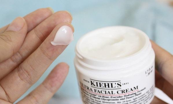 Kem dưỡng ẩm Kiehl's Ultra Facial Cream hỗ trợ dưỡng ẩm mềm mịn da