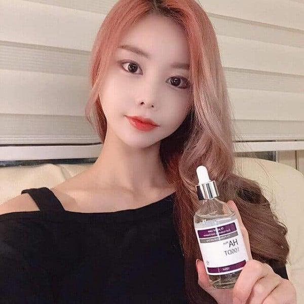 Serum HA Plus 100DT hỗ trợ dưỡng da căng bóng