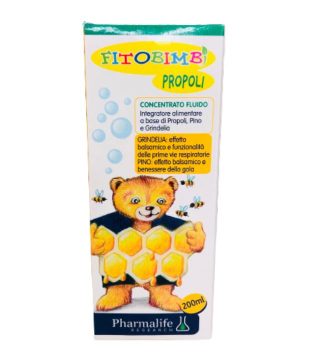 Siro uống Fitobimbi Propoli