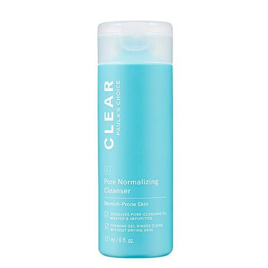 Sữa rửa mặt ngừa mụn Paula's Choice Clear Pore Normalizing Cleanser