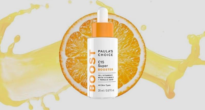 Tinh chất Paula's Choice C15 Super Booster hỗ trợ dưỡng sáng da