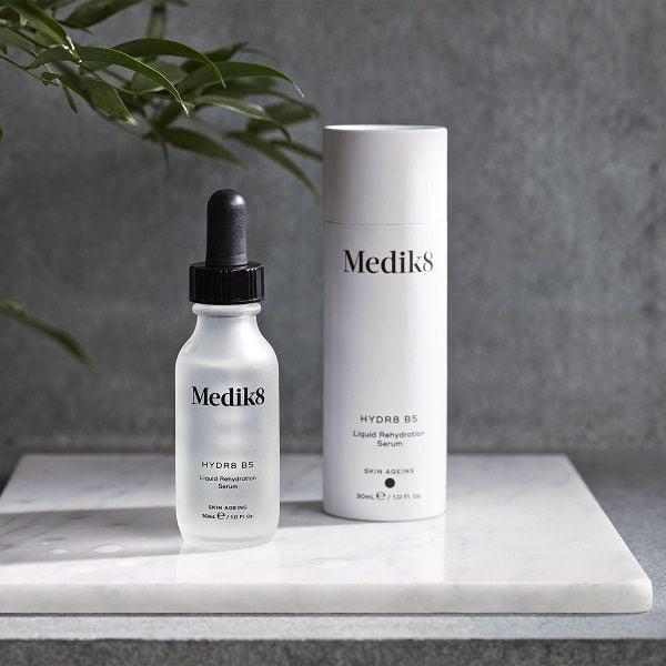 Serum cấp ẩm phục hồi da Medik8 Hydr8 B5 hỗ trợ cấp ẩm chuyên sâu