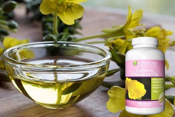 Tinh dầu hoa anh thảo Trunature Evening Primrose Oil chính hãng