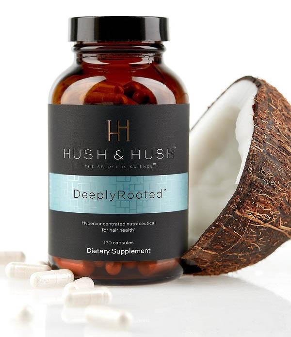 Viên uống Hush & Hush Deeply Rooted hỗ trợ mọc tóc nhanh và hiệu quả