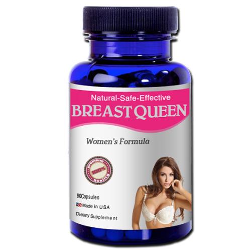 Viên uống nở ngực Breast Queen 90 viên của Mỹ