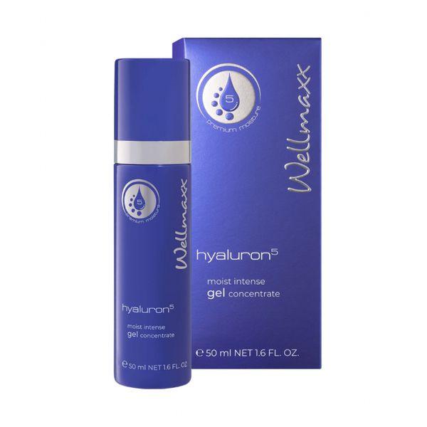 Gel dưỡng ẩm Wellmaxx Hyaluron Moistvới nồng độ Hyaluronic Acid