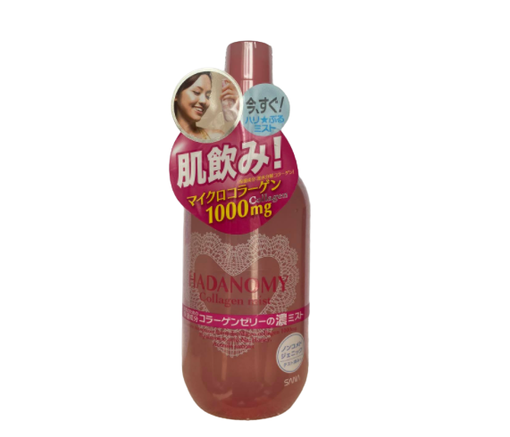 Xịt khoáng Collagen Hadanomy Nhật Bản bổ sung 1000mg Collagen cho da