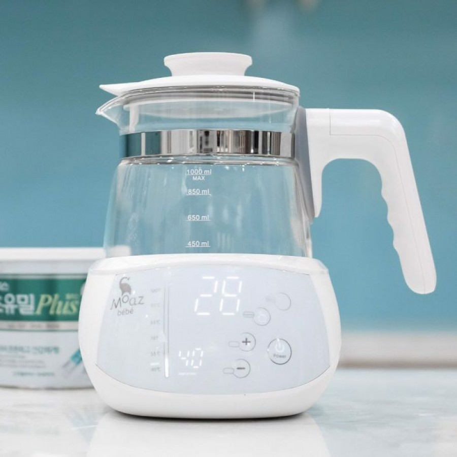 Máy hâm nước pha sữa Moaz Bebe MB-002