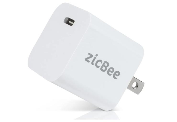 Củ sạc nhanh PD 20W ZicBee chính hãng