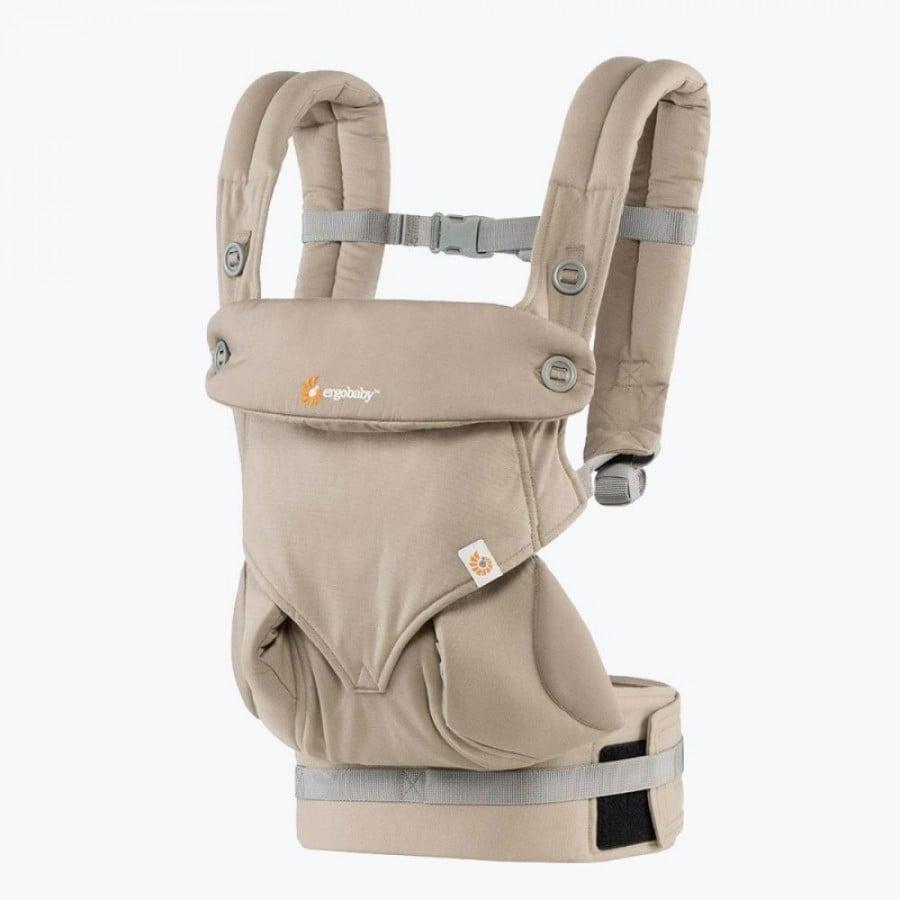 Địu ngồi 4 tư thế trợ lực Ergo Baby 360 cho bé